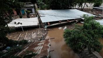 Damnificados en Honduras dicen que el gobierno los abandonó