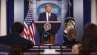 Trump ladra, pero no muerde