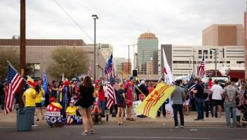 Arizona aún debe contar más 250.000 boletas