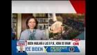 Laura Chichilla se pronuncia sobre triunfo de Biden