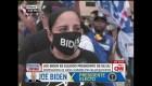 Latinos en Miami salen a celebrar victoria de Biden