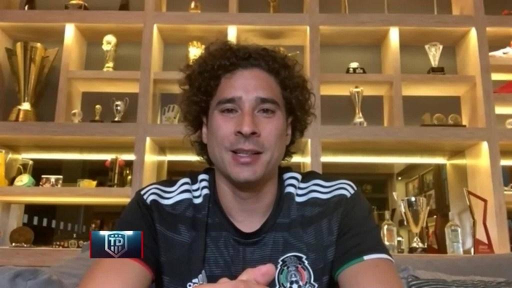Guillermo Ochoa: Creo mucho en la selección que tenemos