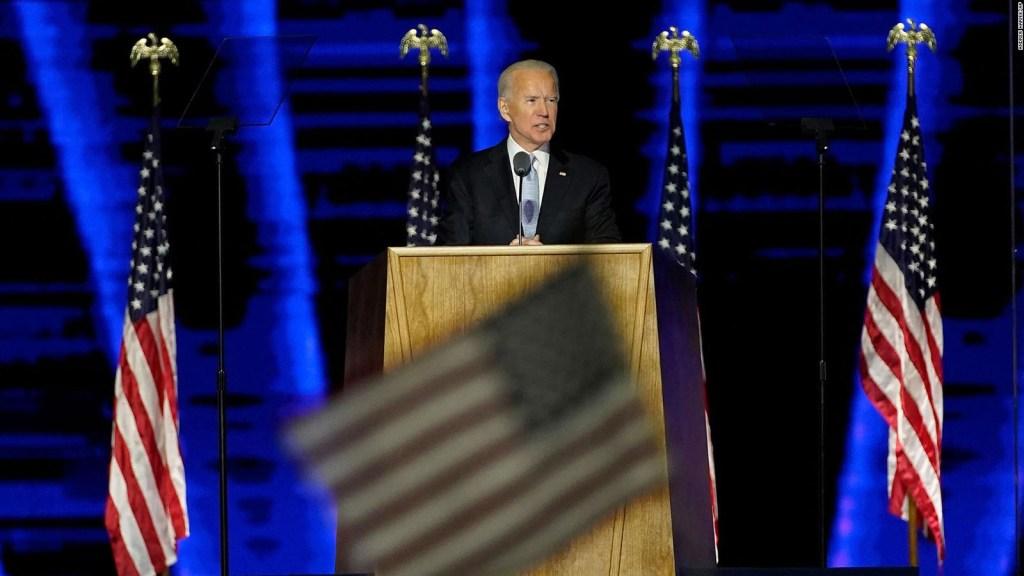 ¿Qué sigue para Trump y Biden en la transición presidencial?