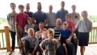 Tras 14 hijos, una pareja da la bienvenida a una niña