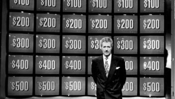 Muere Alex Trebek, conductor de 'Jeopardy'