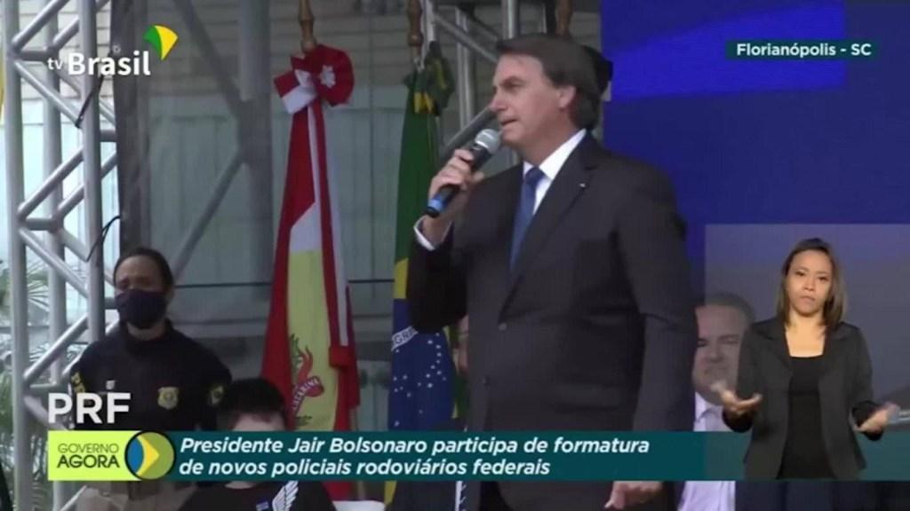 """Bolsonaro: """"Trump no es la persona más importante"""""""