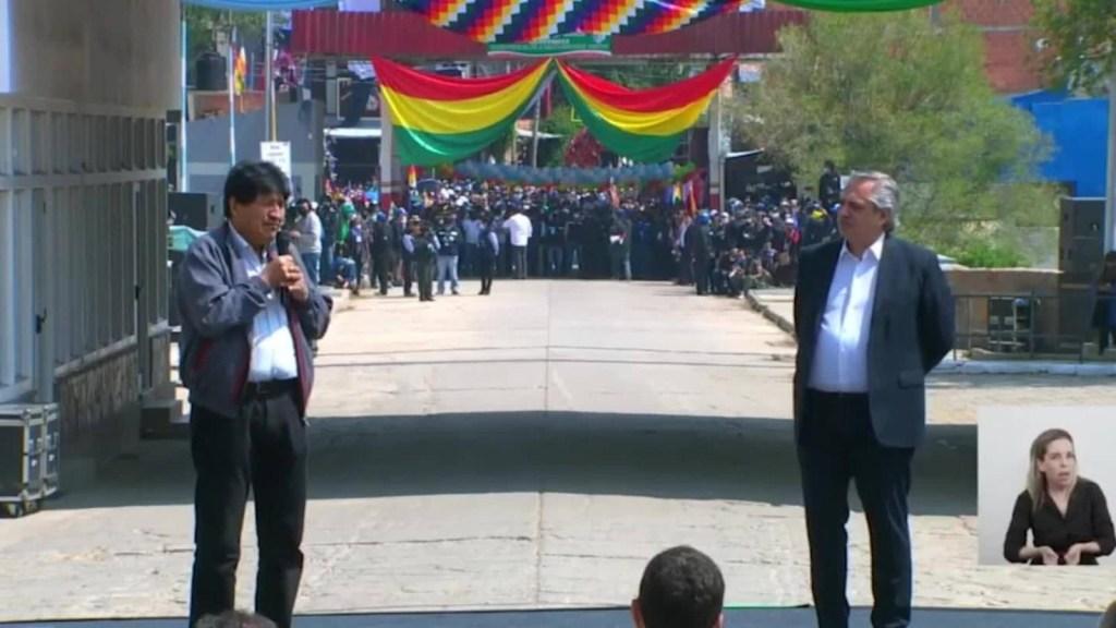 Así regresa Evo Morales a Bolivia después del exilio