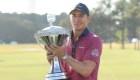 Carlos Ortiz hace historia para México en el golf y Sergio García se retira del Masters