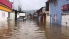 Grandes inundaciones dejan miles de evacuados en México