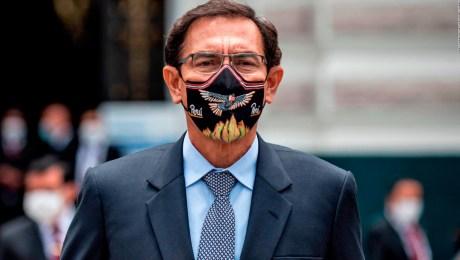 Vizcarra podría regresar al poder, dice su abogado