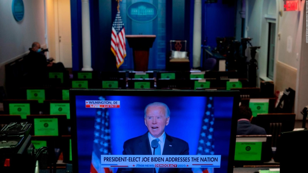 Los desafíos de Biden: enmendar las decisiones tomadas a 'tuitazos´por Trump