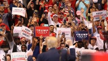 Trump y su proximidad hacia la comunidad latina