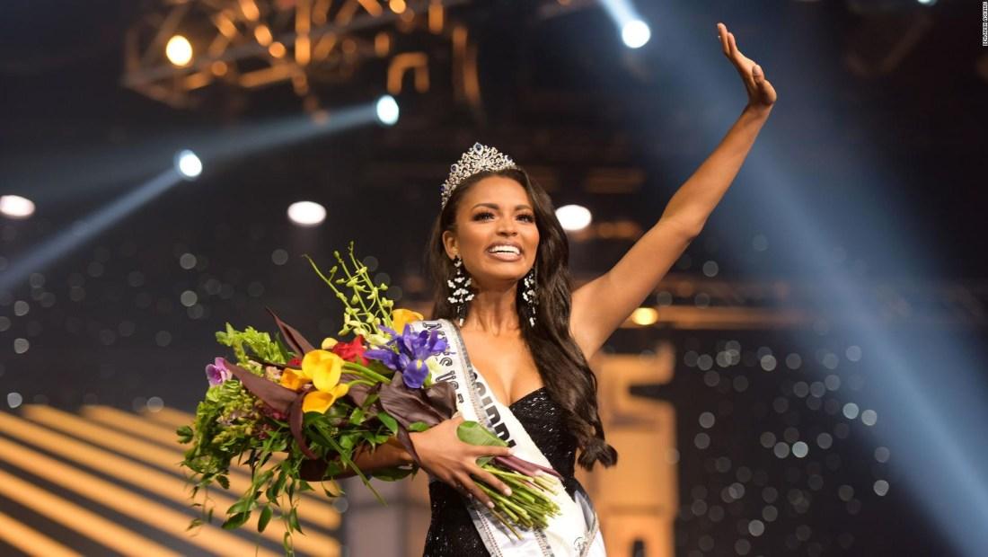¿Quién es Asya Branch, la nueva Miss USA?