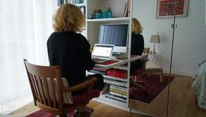 El trabajo desde casa es una nueva realidad para muchos