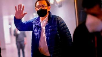El día después de la destitución de Vizcarra en Perú
