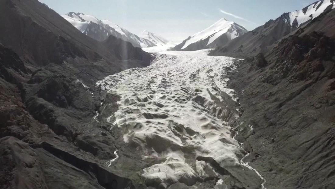 Alerta por derretimiento de glaciares en China