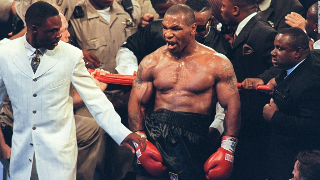 Mike Tyson: Usé orina ajena para pasar pruebas antidopaje