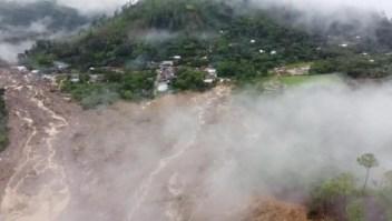 Gobernador guatemalteco: Quejá es un camposanto por Eta