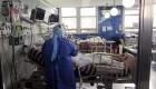 Escasez de personal de cuidados intensivos en Argentina
