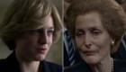 """Thatcher y la princesa Diana llegan a """"The Crown"""""""