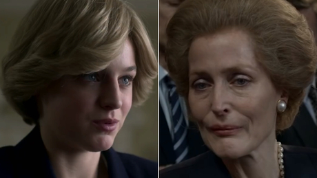 "Thatcher y la princesa Diana llegan a ""The Crown"""