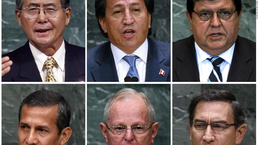 Moisés Naím analiza la destitución del presidente de Perú