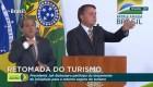 Bolsonaro usa insulto homófobo