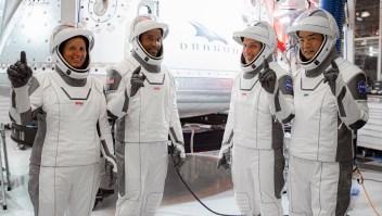 Dan histórico paso en la exploración espacial comercial