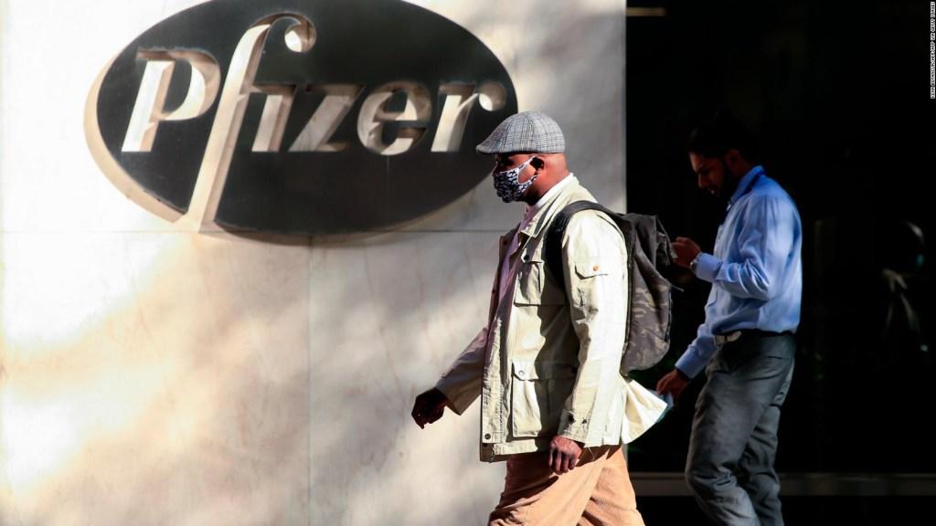 Pfizer: ensayo de vacuna alcanza su hito de seguridad