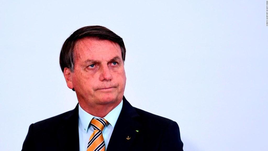 Reacciones al insultohomófobode Bolsonaro