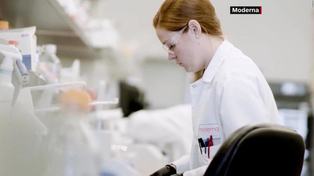 Esto sabemos de la vacuna de Moderna contra el covid-19