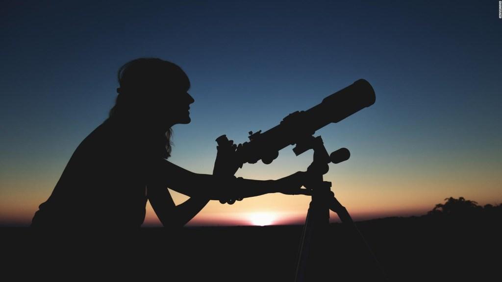 Todos los planetas serán visibles desde la Tierra.
