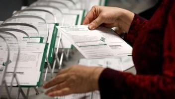 Desinformación en redes sobre supuesto fraude electoral