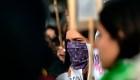 Protestas de grupos feministas en México por feminicidios
