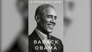 """""""A Promised Land"""", el nuevo libro de Barack Obama"""