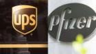 UPS ayudará a almacenar vacuna contra el covid-19 de Pfizer