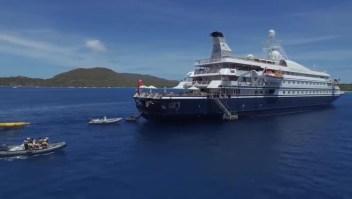 Al menos cinco contagios en crucero por el Caribe