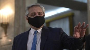 Alberto Fernández sigue en cuarentena preventiva