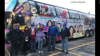 Biden nos da esperanza, dicen mujeres inmigrantes