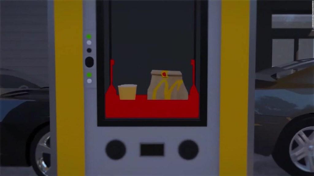 McDonald's usará la tecnología para entregarle la comida