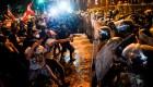 Heridos y detenidos tras protestas en Perú
