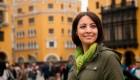 Gabriela Frías nunca soñó con ser presentadora de televisión