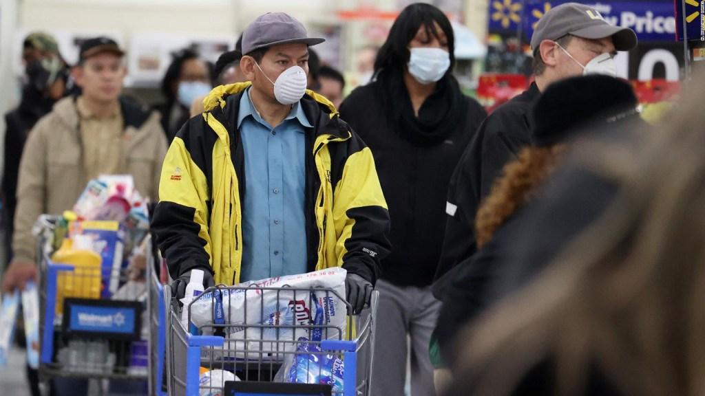 Walmart retoma medidas sanitarias por aumento de casos
