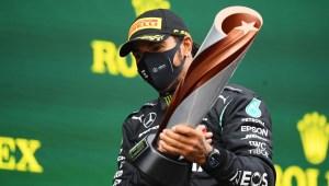 F1: Hamilton, la máquina de récords