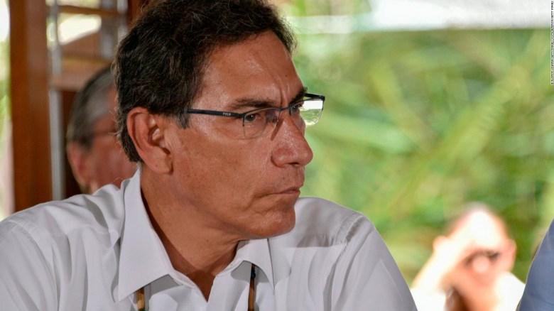 Martín Vizcarra reacciona a la renuncia de Merino