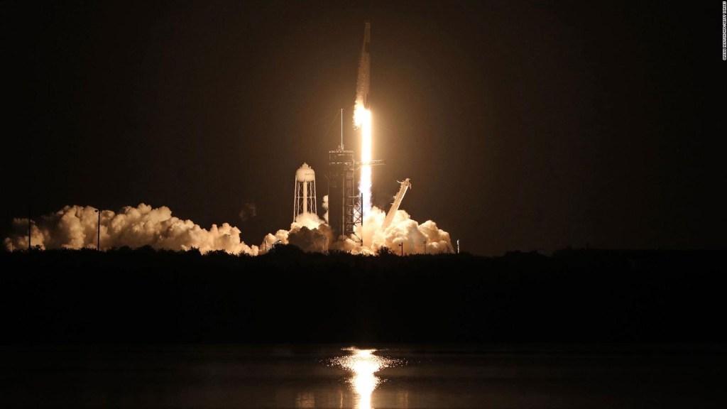 Lanzamiento histórico de NASA y Spacex