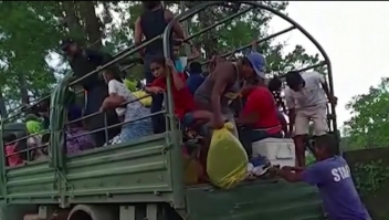 Huracán Iota ya amenaza a Nicaragua