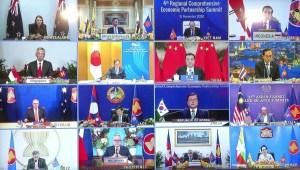 China firma gran acuerdo comercial con 14 países