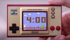 Nintendo revive su Game & Watch