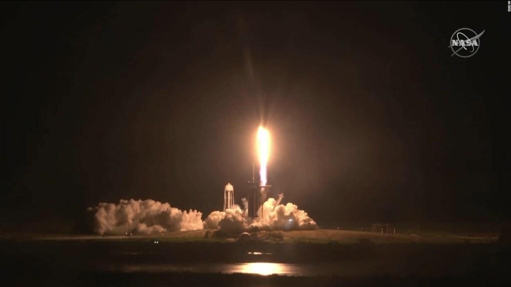 ¿Qué sigue para la misión espacial Crew-1?